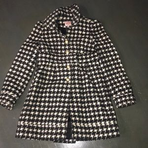 Limited addition juicy Couture coat
